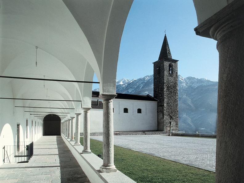 Image 2 - Augustinian Monte Carasso Monastery