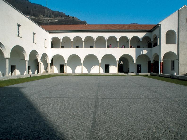 Image 1 - Augustinian Monte Carasso Monastery