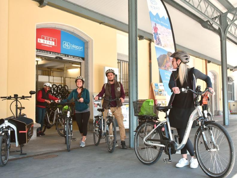 Image 1 - Bike & Cook BELLINZONA