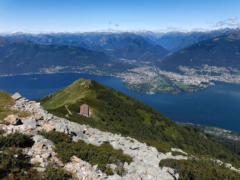 Image 0 - Monte Gambarogno