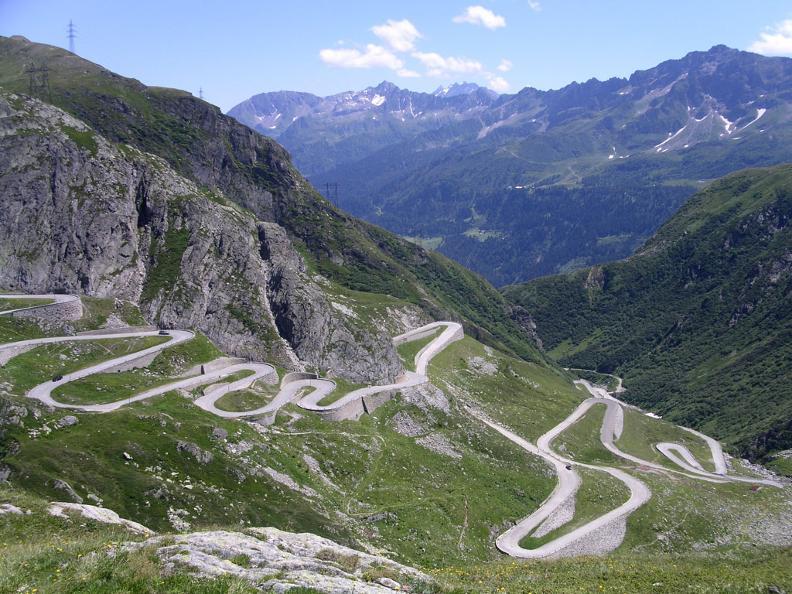 Image 0 - Gotthard Pass