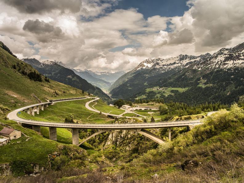 Image 1 - Gotthard Pass