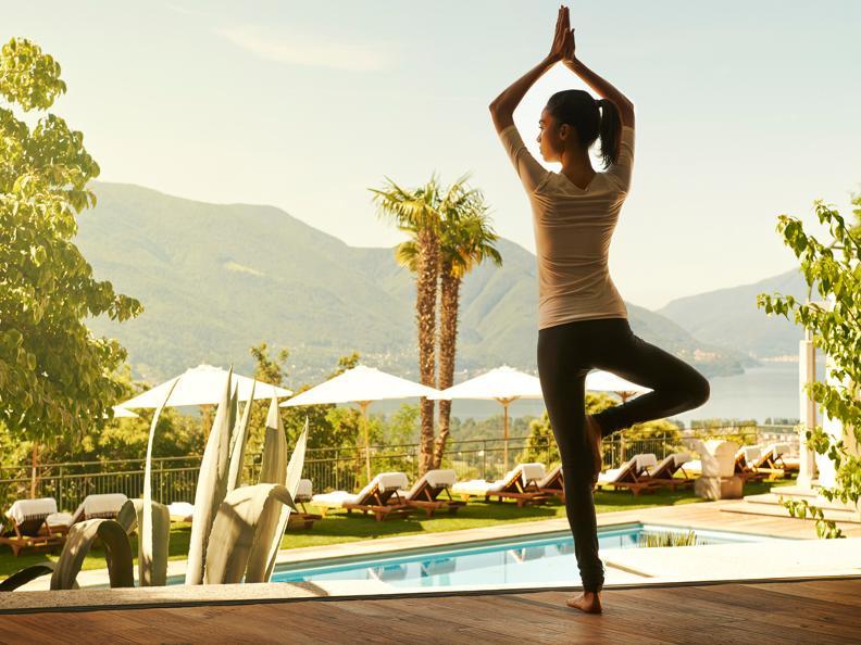 Image 1 - Spa Villa Orselina *****