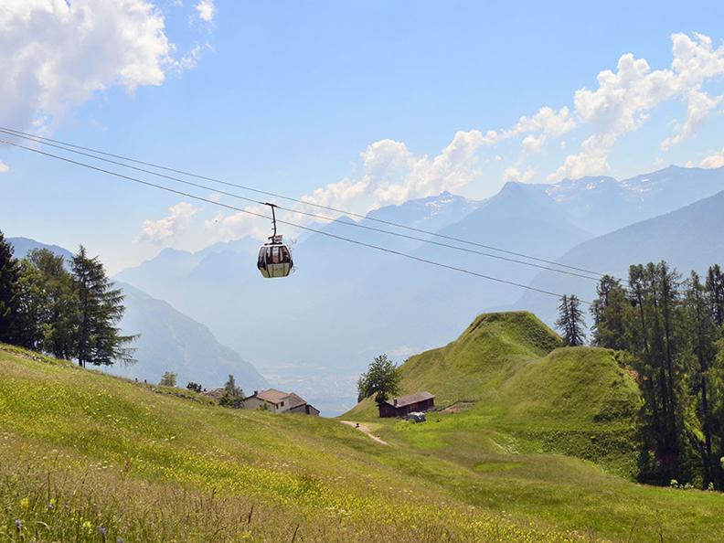 Image 0 - Malvaglia-Monte Dagro Cablecar