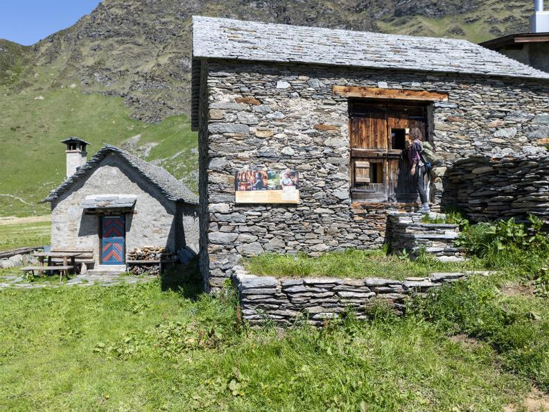 Image 6 - À la découverte de l'Alpe Piora et de son jambon cru