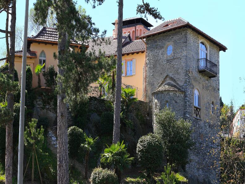 Image 0 - Museo Castello San Materno Ascona