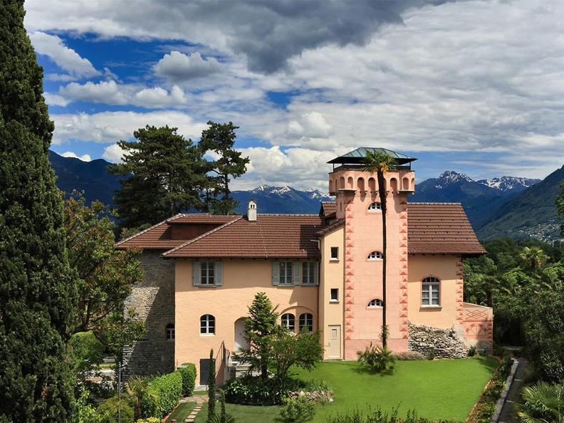 Image 1 - Museo Castello San Materno Ascona