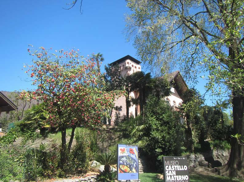 Image 2 - Museo Castello San Materno Ascona