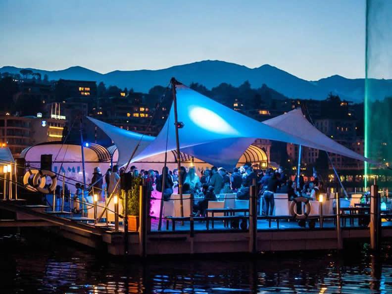 Image 1 - Miami Lounge Lugano