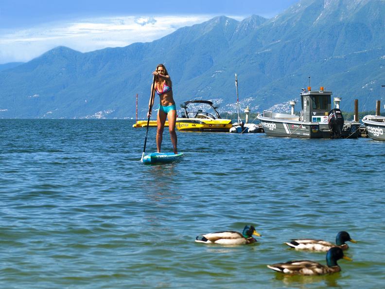 Image 2 - Bagno pubblico Tenero