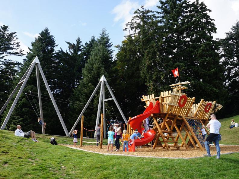 Image 0 - Playground Arca di Noè, Locarno-Cardada
