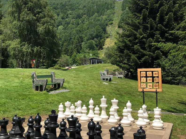 Image 2 - Playground Arca di Noè, Locarno-Cardada