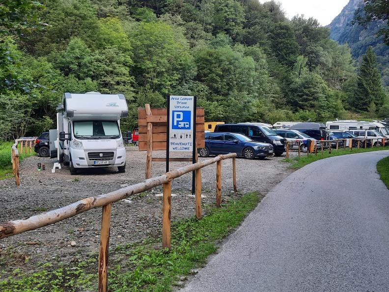 Image 3 - Camper area - Verzasca Valley