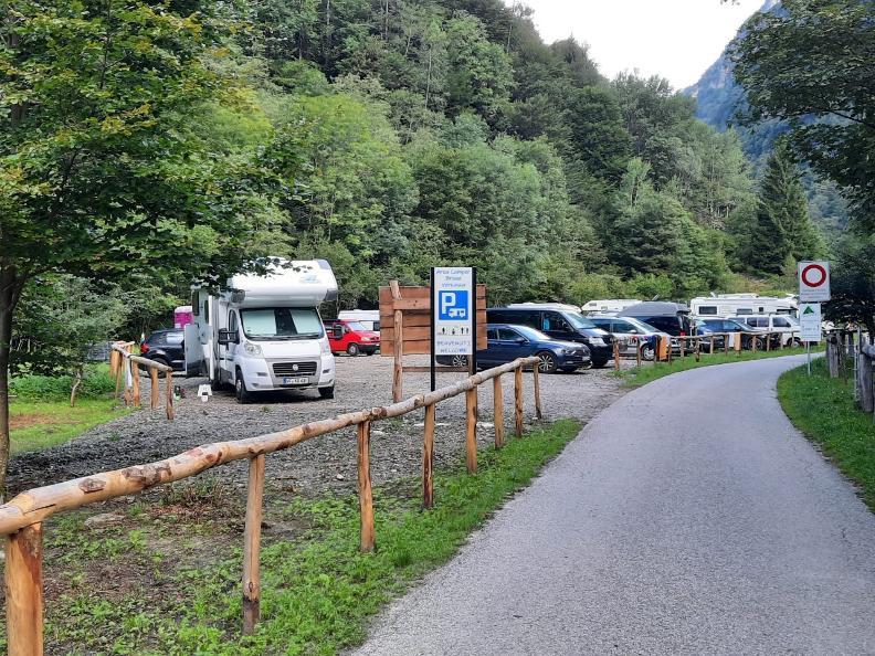 Image 4 - Camper area - Verzasca Valley