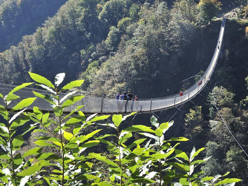 Image 0 - Tibetan bridge
