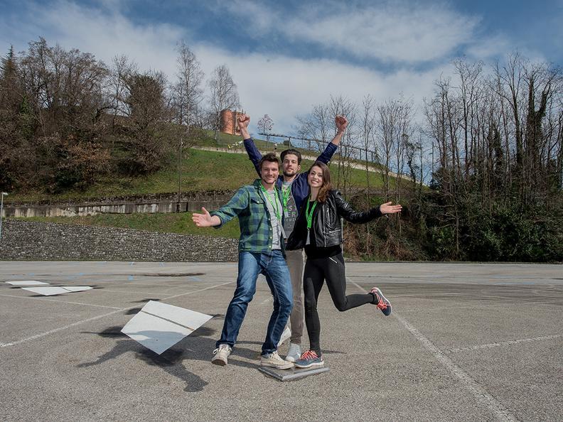 """Image 2 - Foxtrail """"Galileo Galilei"""" Lugano"""