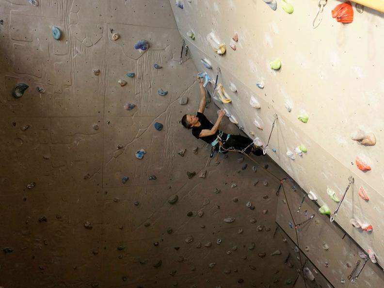 Image 0 - Audan climbing gym