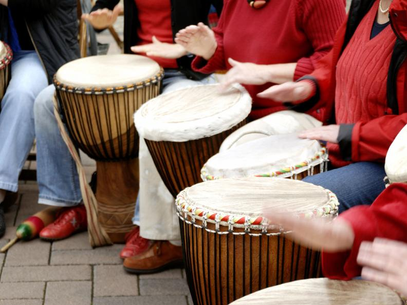 Image 0 - DRUM CIRCLE & CORPORATE DRUMMING JAM SESSION