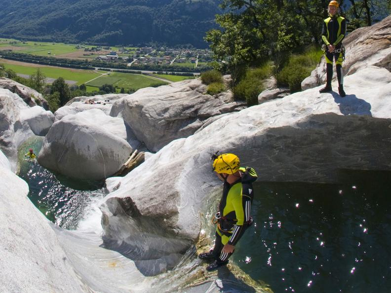 Image 1 -  Adventure tourism-Safety ISO 21101