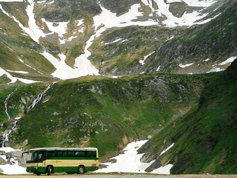 Image 1 - Bus alpin in the Greina region
