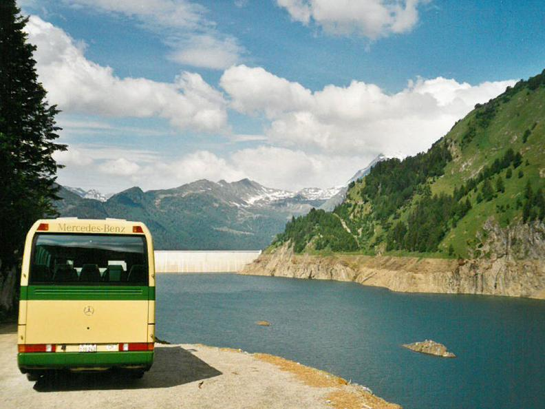 Image 2 - Bus alpin in the Greina region