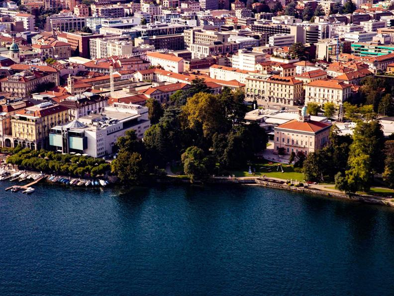 Image 0 - Kasino Lugano