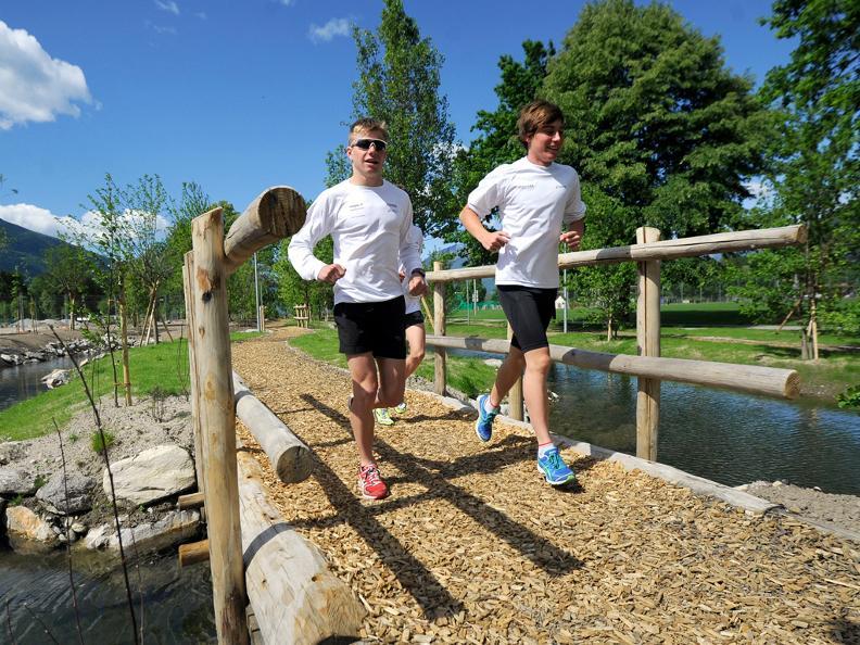 Image 1 - Helsana Swiss Running Walking Trail