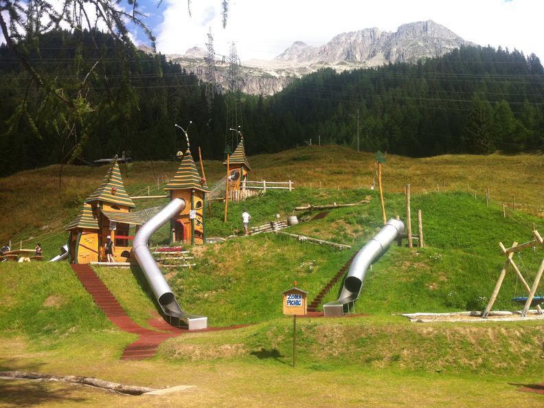 Image 0 - Parc de jeux Cioss Prato
