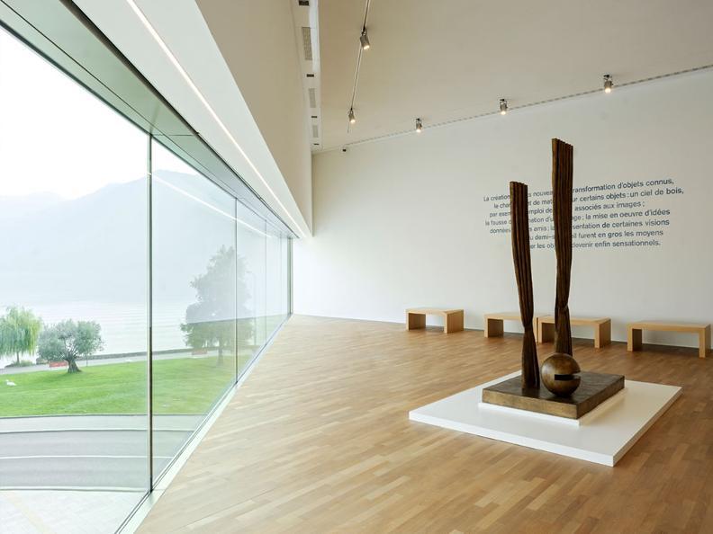 Image 1 - Museo d'arte della Svizzera italiana (MASI), Lugano - Sede LAC