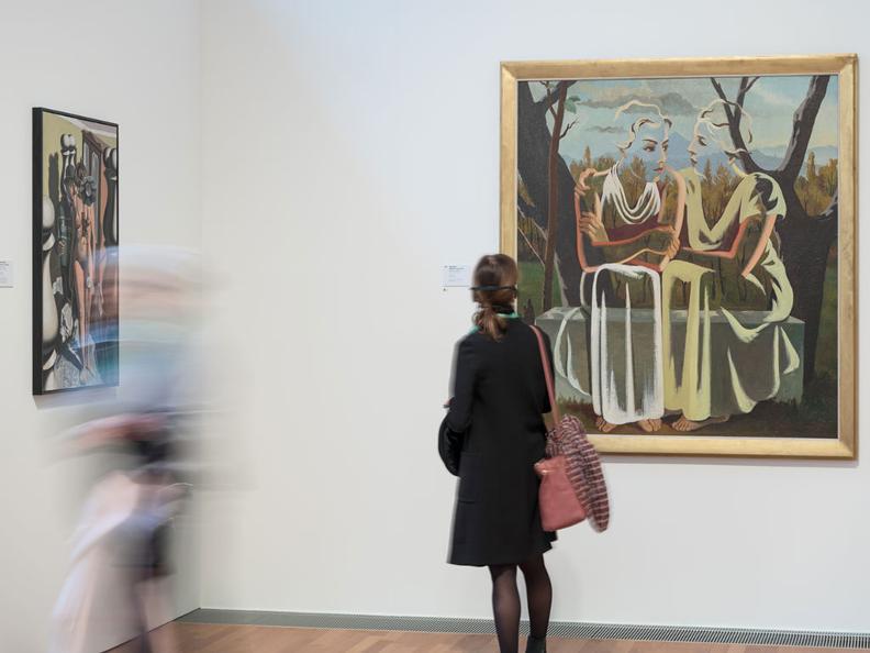 Image 5 - Museo d'arte della Svizzera italiana (MASI), Lugano - Sede LAC
