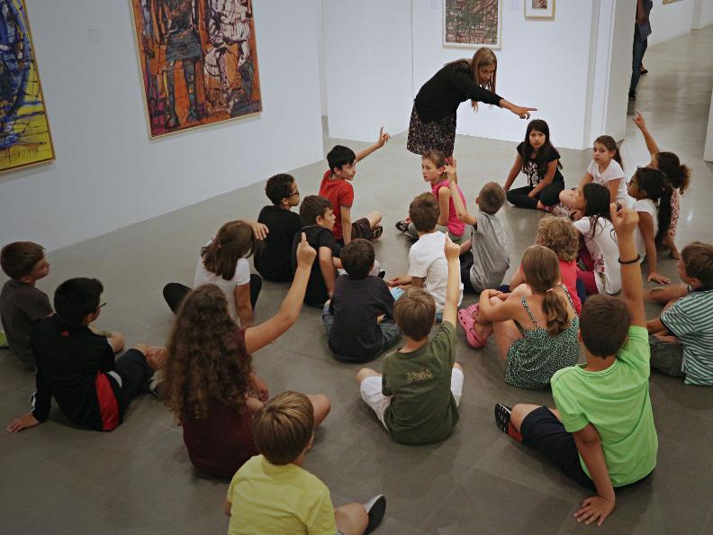 Image 3 - Museo d'arte della Svizzera Italiana (MASI), Lugano
