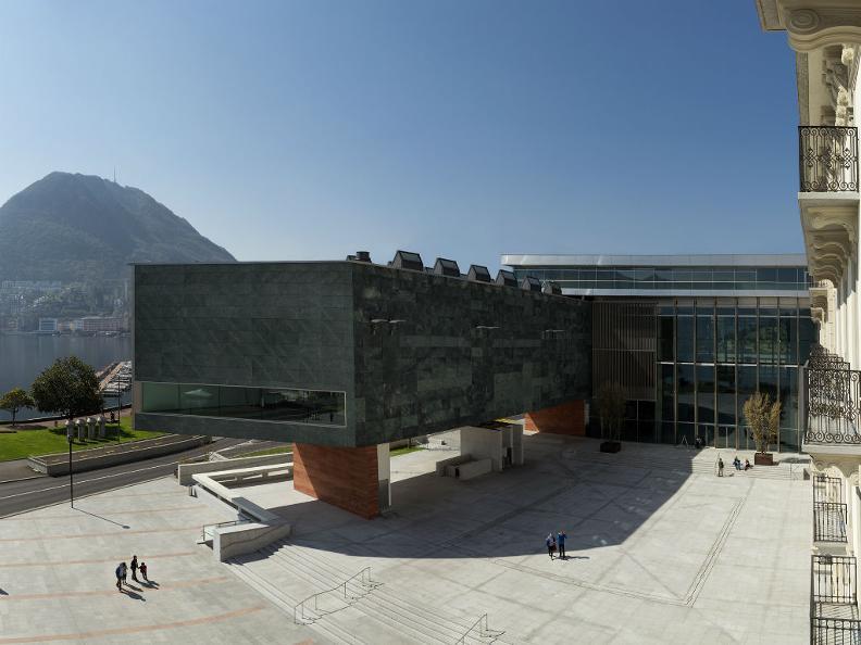 Image 0 - Museo d'arte della Svizzera Italiana (MASI), Lugano