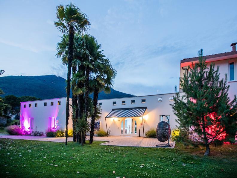 Image 7 - Delta Relax - Parkhotel Delta Ascona ****
