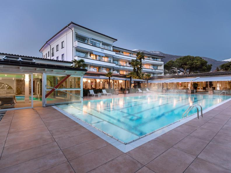 Image 10 - Delta Relax - Parkhotel Delta Ascona ****