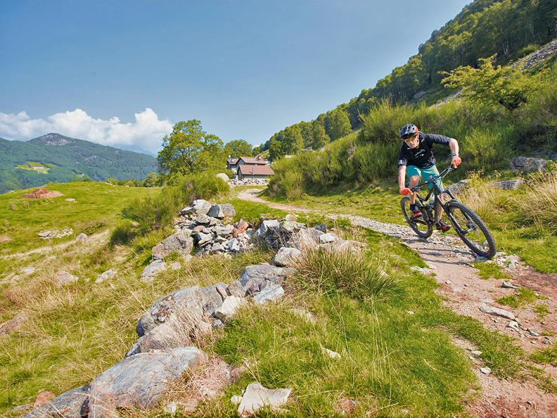 Image 7 - Biking holidays: Lugano Bike