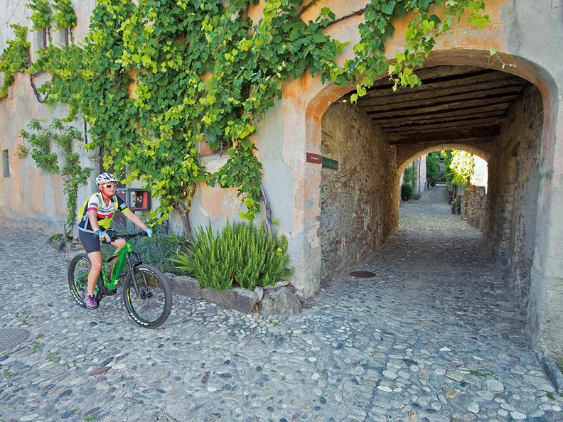 Image 6 - Biking holidays: Lugano Bike