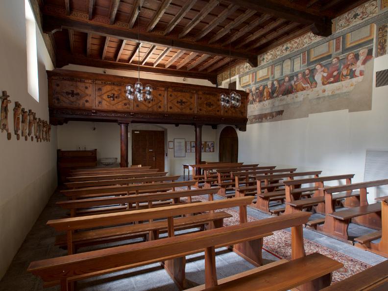 Image 2 - Parish church of SS. Filippo e Giacomo
