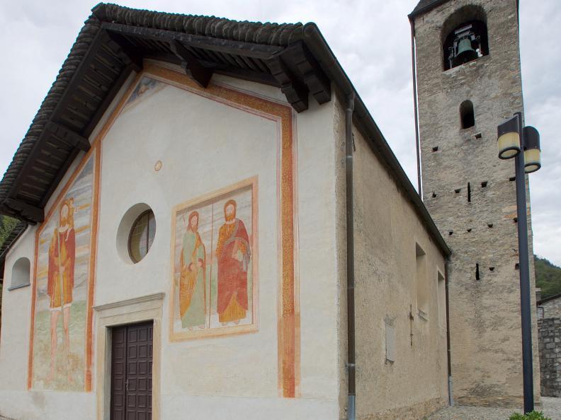 Image 0 - Parish church of SS. Filippo e Giacomo