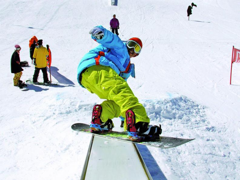 Image 2 - Snowpark Airolo