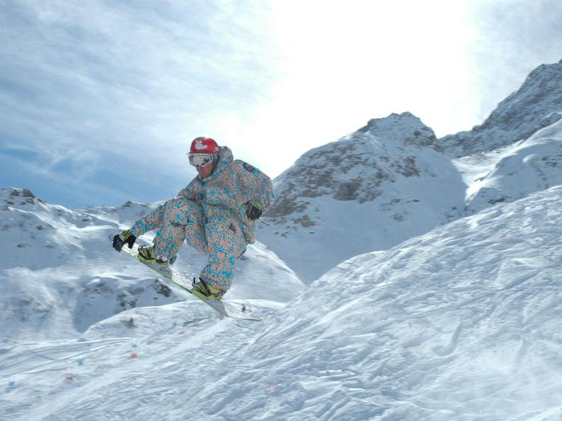 Image 0 - Snowpark Airolo