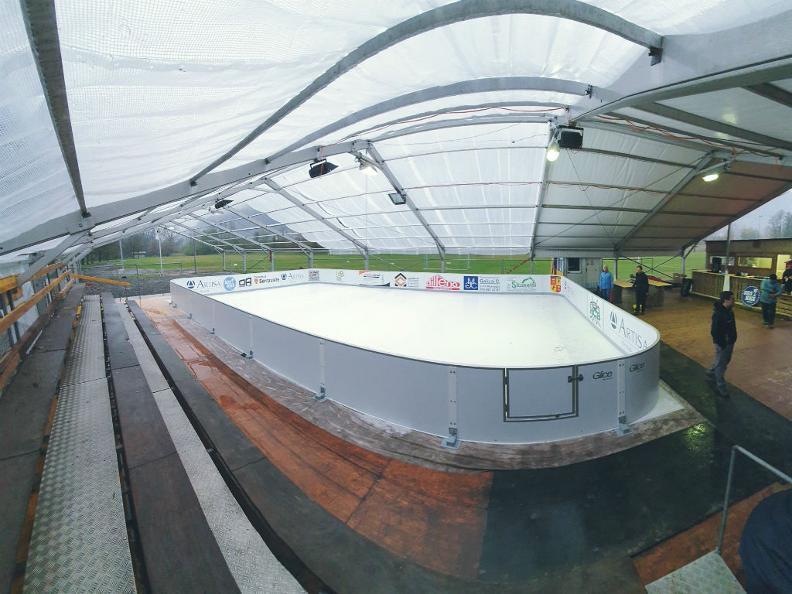 Image 1 - GESCHLOSSEN: Eisbahn Orino Arena