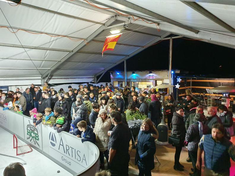 Image 3 - GESCHLOSSEN: Eisbahn Orino Arena