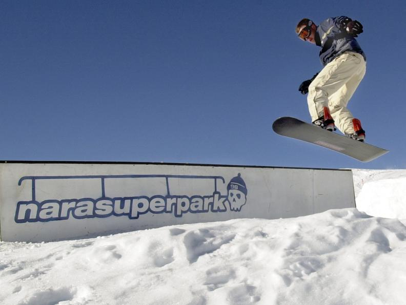 Image 0 - Snowpark Nara