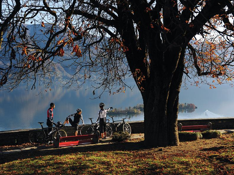 Image 2 - Cycling holidays: centre tour Lago Maggiore