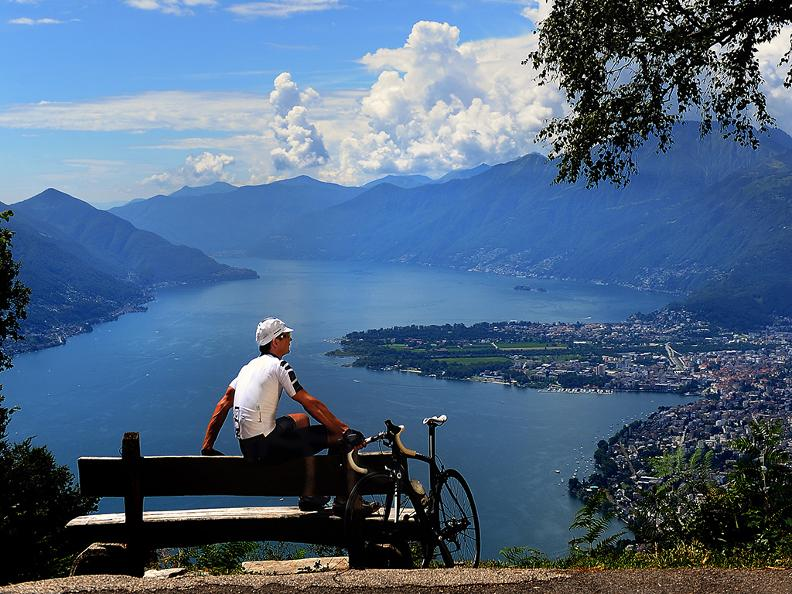 Image 4 - Cycling holidays: centre tour Lago Maggiore