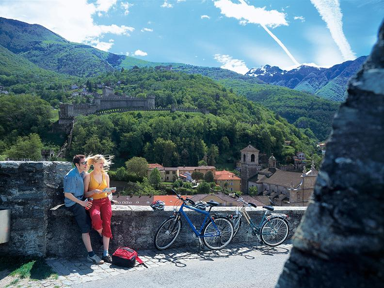 Image 6 - Cycling holidays: centre tour Lago Maggiore
