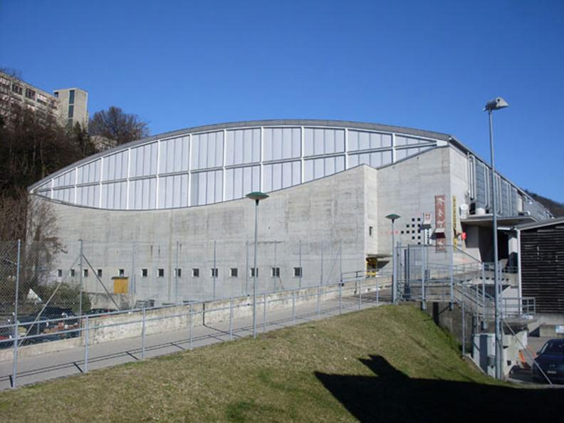 Image 1 - Cornèr Arena - Pista Ghiaccio Resega