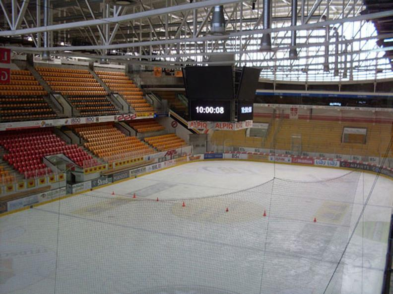 Image 3 - Cornèr Arena - Pista Ghiaccio Resega