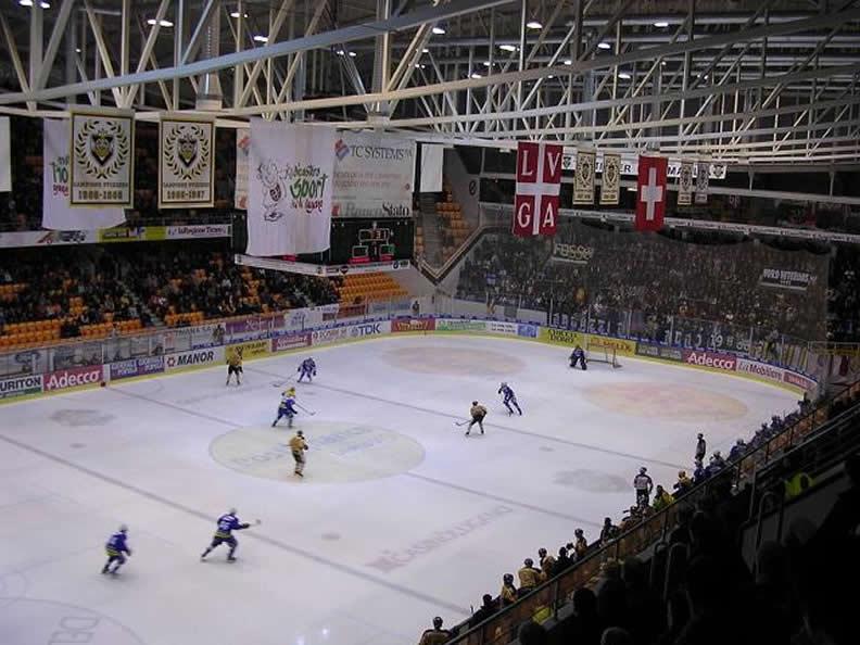 Image 0 - Cornèr Arena - Pista Ghiaccio Resega