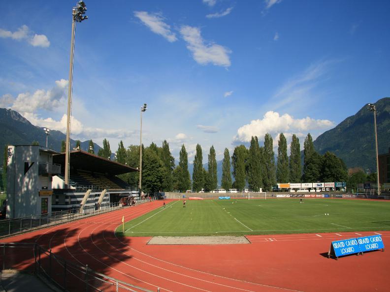 Image 0 - Stadio Lido Locarno
